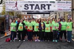 Tuam Ladies @Marathon (2)