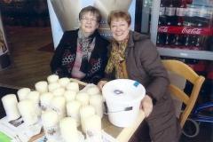 Sale of Tuam Cancer Care Christmas Candles